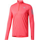 adidas Response Running Shirt longsleeve Men red